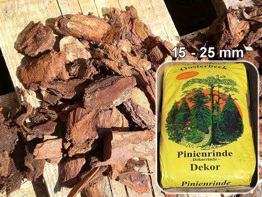 Französische Pinienrinde 15-25 mm 39 x 70 L 2730 L Superior-Qualität Oosterbeek